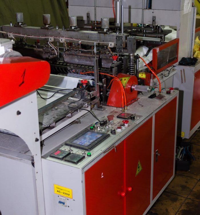 изготовление фасовочных полиэтиленовых пакетов